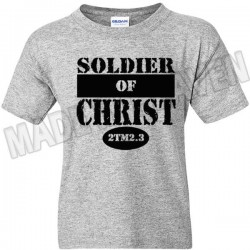 DZ07. SOLDIER OF CHRIST 2TM2,3 - 2 KOLORY