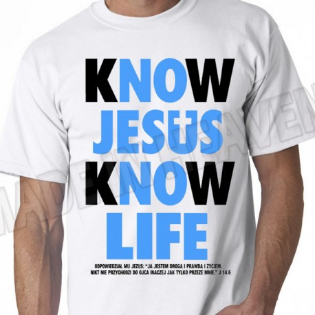 K35.ZNASZ JEZUSA ZNASZ ŻYCIE