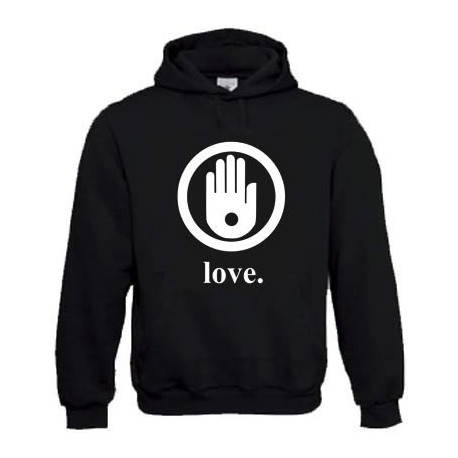 B22. LOVE. - KAPTUR 4XL