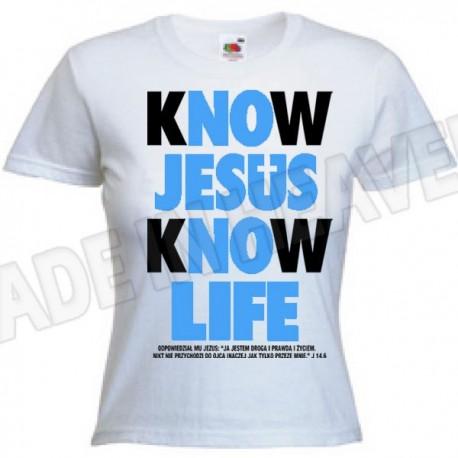 D32A. ZNASZ JEZUSA ZNASZ ŻYCIE