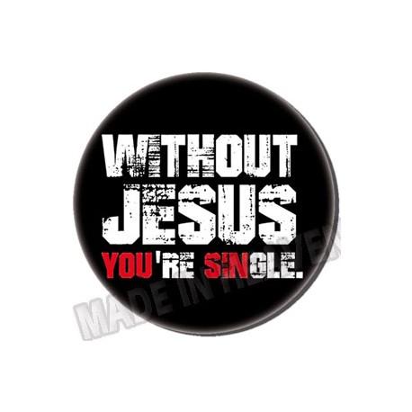 BU148. BEZ JEZUSA JESTEŚ SAM