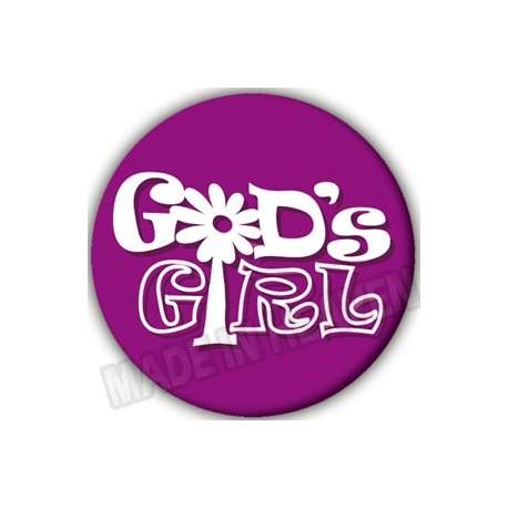 BU162. GOD'S GIRL