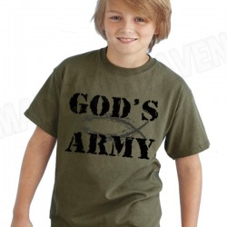 .DZ05. GOD'S ARMY - KHAKI
