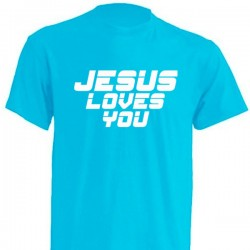 .K108. JESUS LOVES YOU - TURKUS