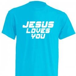 .K108. JESUS LOVES YOU - TURKUS