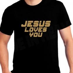 .K108A. JESUS LOVES YOU - ZŁOTA APLIKACJA